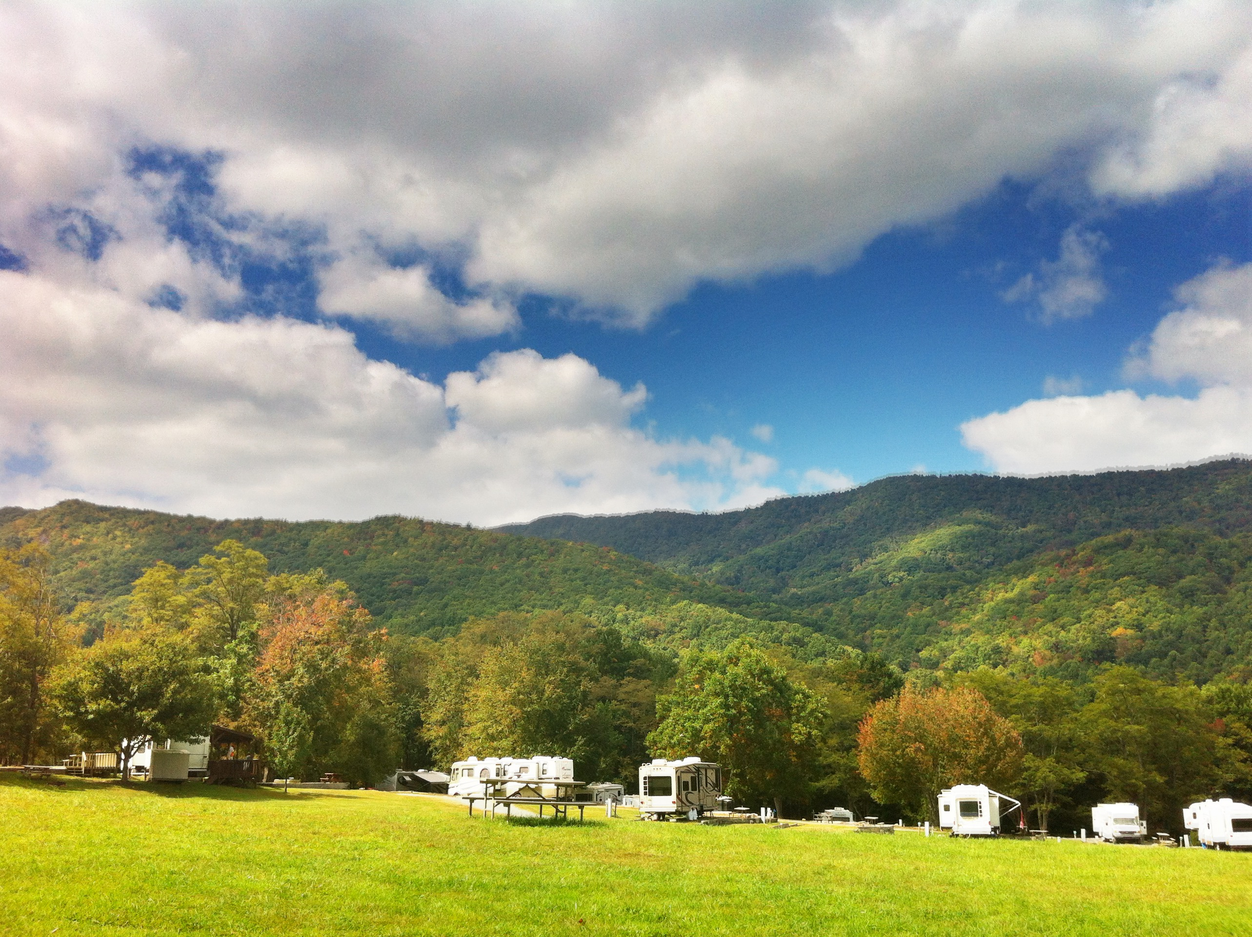 grandfather mountain cabins rv hookups